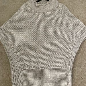 Sweaters - Shrug/Poncho style pullover sweater...